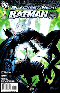 Comics: Batman - Blackest Night [69 MB | CBR | Español]