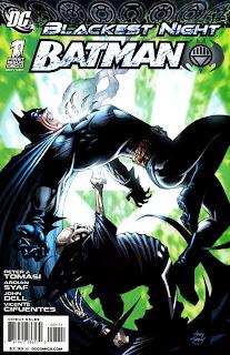 Comics: Batman - Blackest Night [69 MB | CBR | Español]