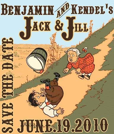 Save the Date for our Jack and Jill