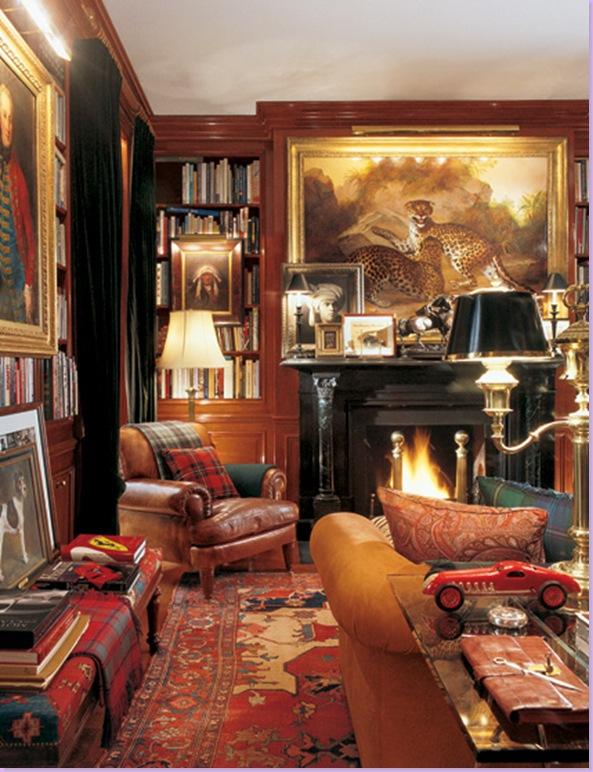 The Modern Sophisticate Design Legend Ralph Lauren