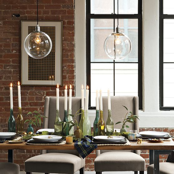 Can I Use A Cluster Pendant Over My Kitchen Table