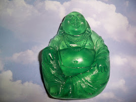 Energy Buddha Soap