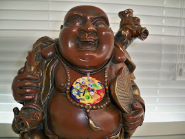 Buddha and My Pendant