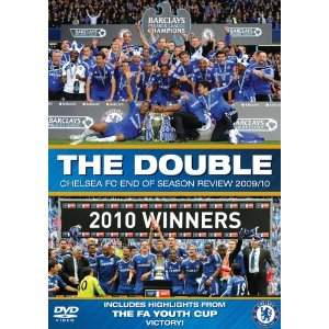 Chelsea Season Review 2009 -2010 DVD