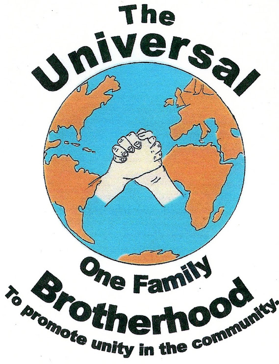 universal brotherhood Swami vivekananda in his lectures at chicago starting from 11 september 1893 gave a call for universal brotherhood he said that the man on this earth has continued.