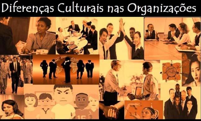 Diferenças Culturais nas Organizações