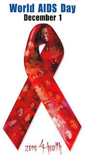 commemorate World AIDS Day in 2009