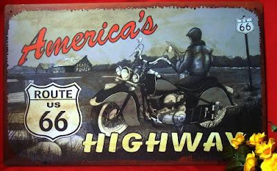 Ruta 66: America's Highway