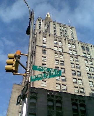 Herman Melville en Park Avenue