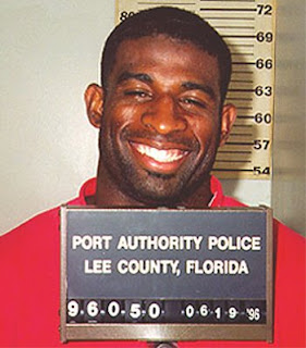 Deion+Sanders+mugshot President Obama contracts swine flu
