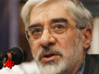 mir hossein mousavi Iran bastardizes Democratic election