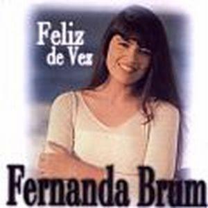 Fernanda Brum - Feliz De Vez - Playback