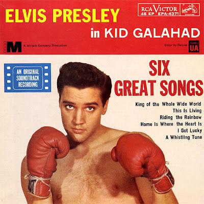 Elvis Presley - Kid Galahad And Girls! Girls! Girls!