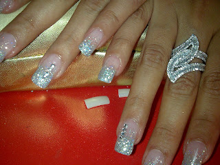 Gel Nails: The most beautiful gel nails made by a albanian girl
