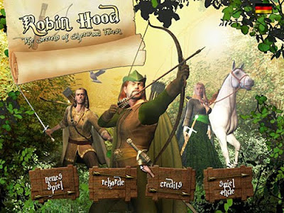 Love´s Robin Hood - The Secrets of Sherwood Forest