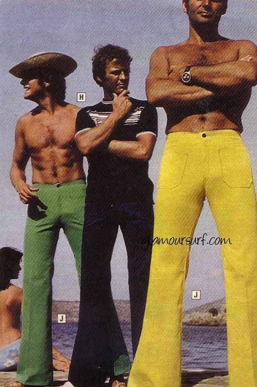 1970s fashion for men