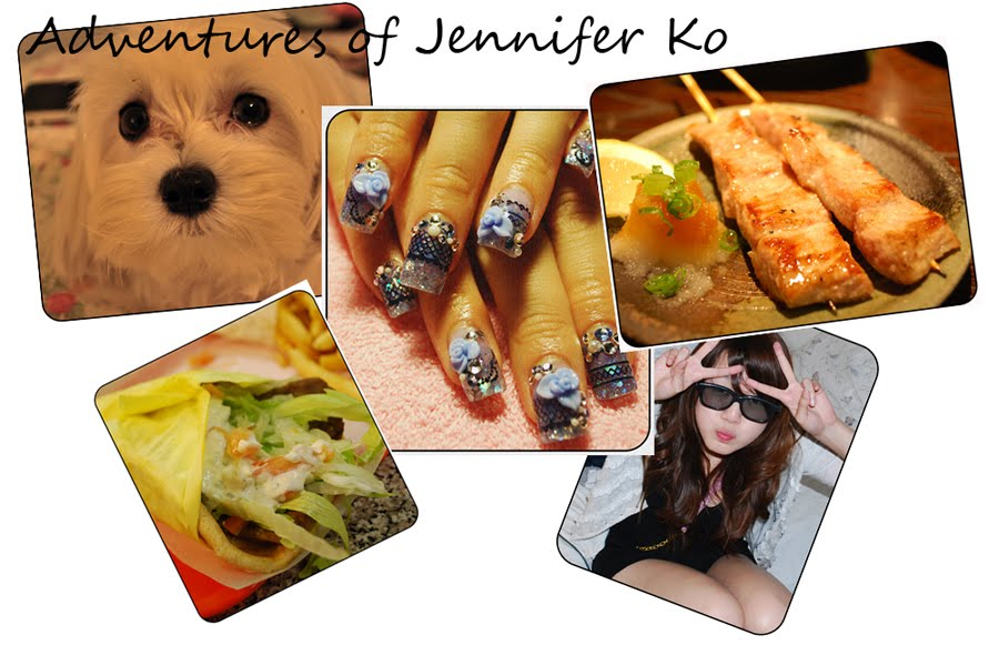 Adventures of Jennifer Ko