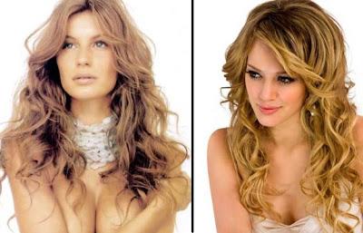 2010 Bayan Saç Modelleri