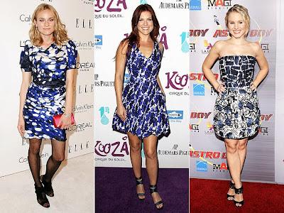 2010'da Elbiselerde Moda Desenler Nelerdir?