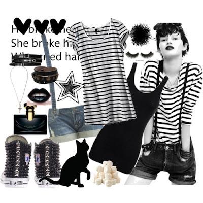 - Walk walk fashion baby !