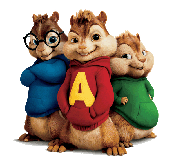 alvin & Chipmunk happy birthday song