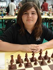 Elise Bellaïche: une française en Bronze