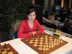 Andréea-Cristiana Navrotescu: la virtouse Roumaine