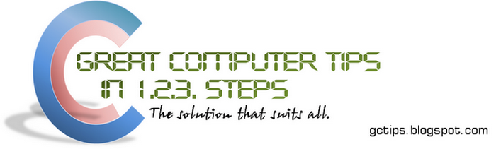 Great Computer Tips In 1.2.3. Steps