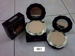MAC-Whitening Powder Cake(2layer)-Dark / Natural / White