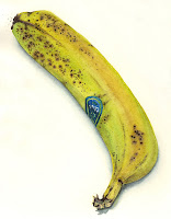 My lunch_ a banana