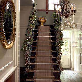 elegant holiday style garland
