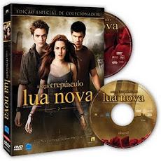 PRÉ-VENDA DO DVD DE LUA NOVA
