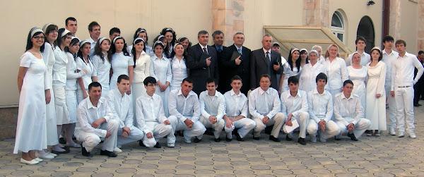 Botez 20 aprilie 2008