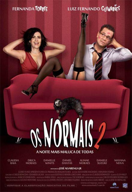 Os Normais 2 - FILME