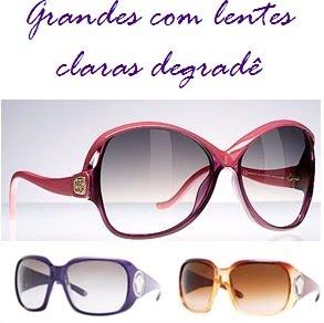 Óculos escuros para o verão 2010