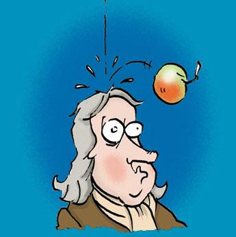 A maçã morreu?