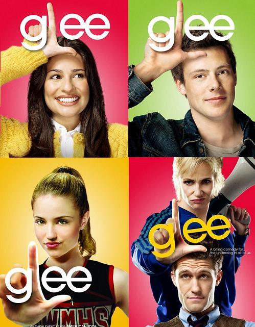 Glee - o seriado mais divertido do momento!