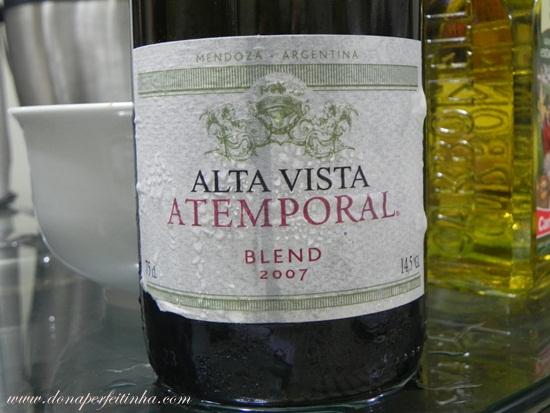 Alta Vista Atemporal - VINHO