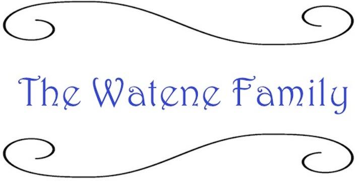 The Watene Family