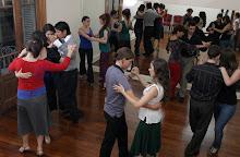 Clase grupal en Bacana Tango