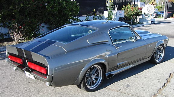 Ford Mustang Eleanor Specs