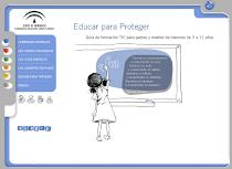 EDUCAR PARA PROTEGER (guía de formacion tic para familias)