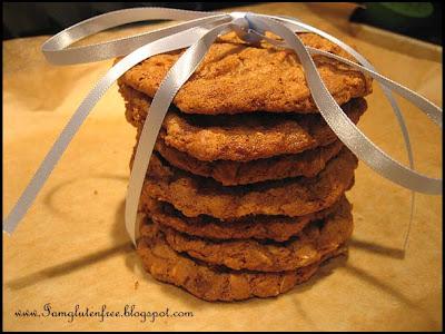 Gluten Free & Vegan Peanut Butter Lace Cookies - Gluten Free Diva