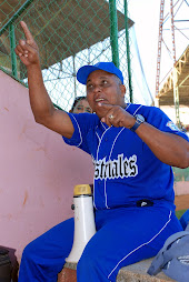 Industriales manager Ray Anglada