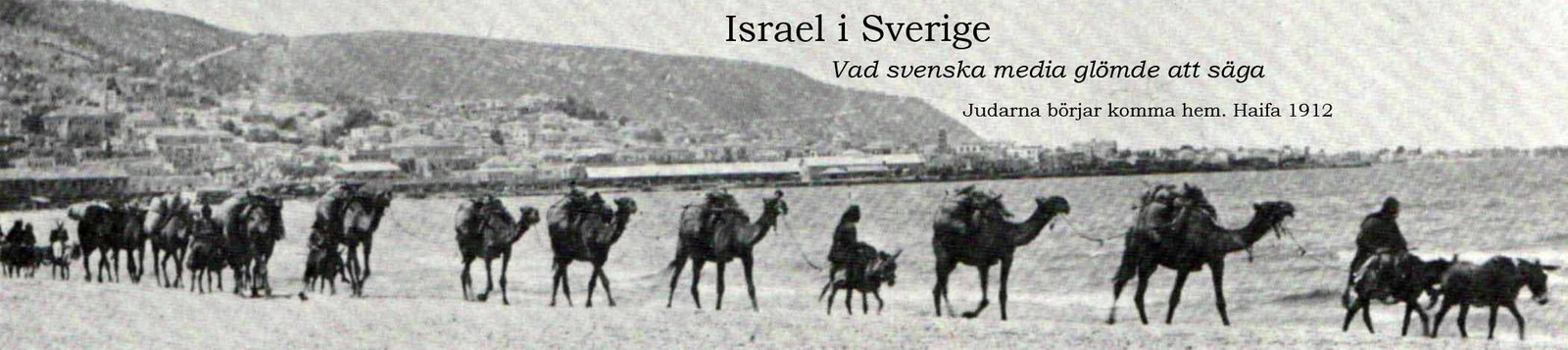 Israel i Sverige[B]