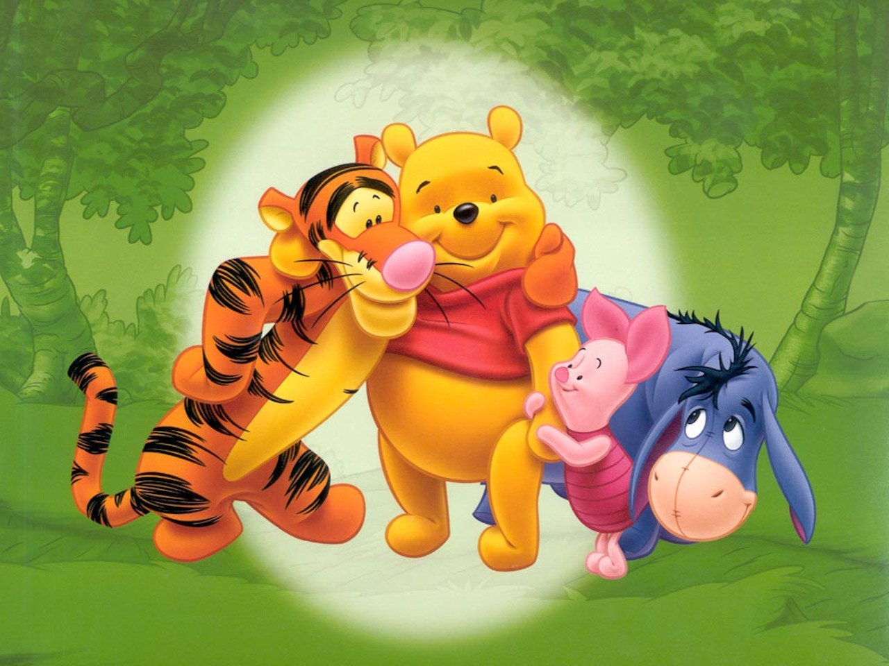Friends  Winnie The Pooh