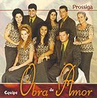 Prossiga Baixar CD Equipe Obra de Amor   Prossiga(2002)