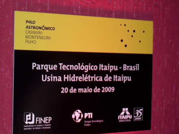 Polo Astronomico de Itaipu