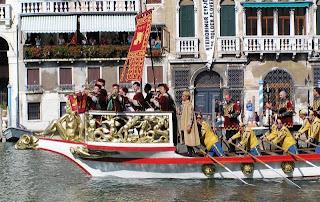 Bucintoro,Venice