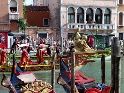 Regata Histórica,Venecia